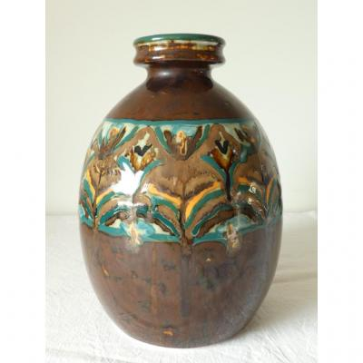 Old Grand Vase Limoges Camille Tharaud
