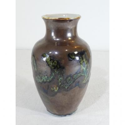 Ancien Vase Limoges Camille Tharaud