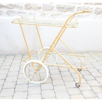 Rolling Bar Trolley