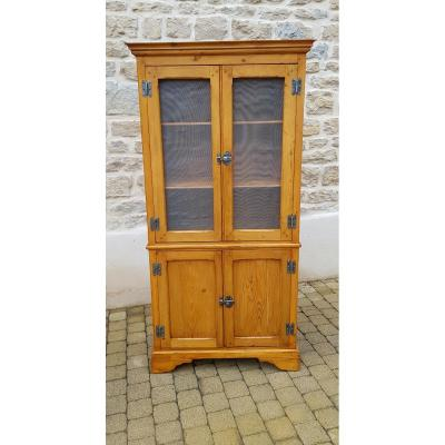 Small Cabinet 4 Doors In Haut Jura Fir