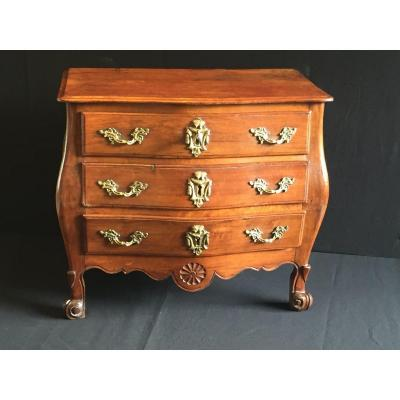Louis XV Master's Commode Early 19th Century