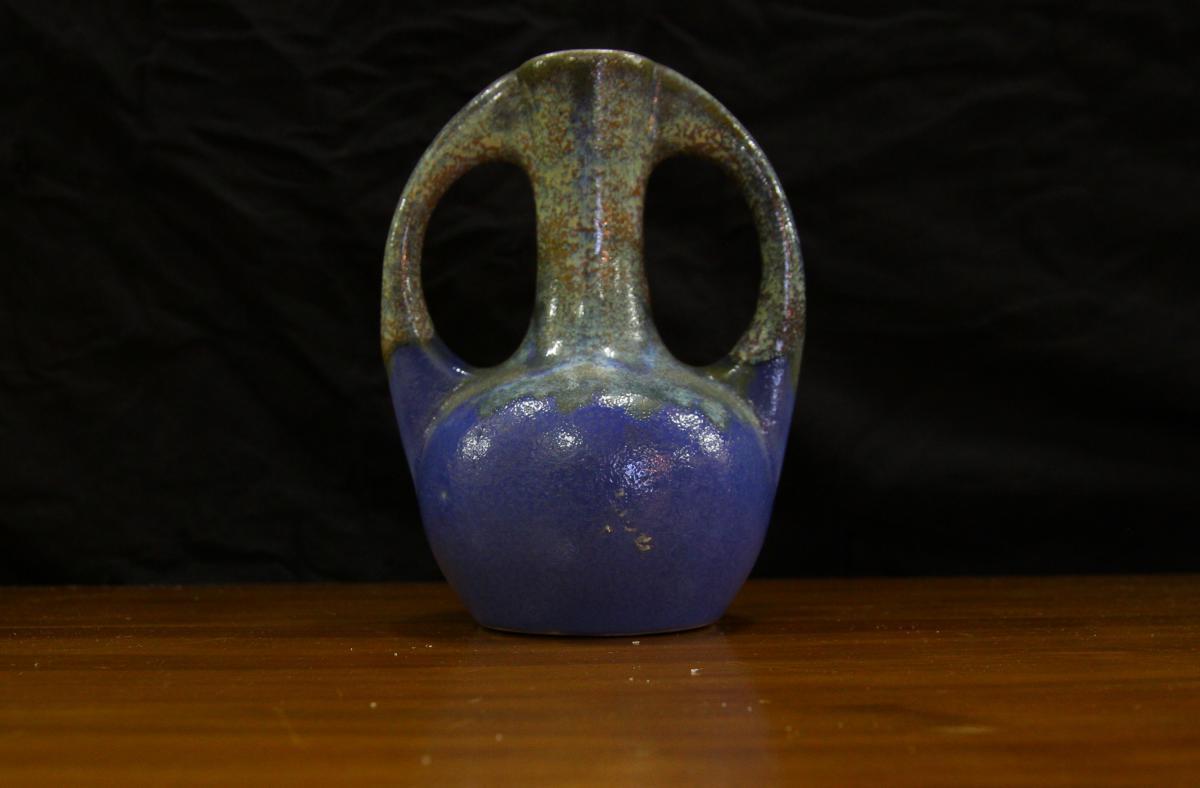 Petit Vase En Céramique, XXe Siècle
