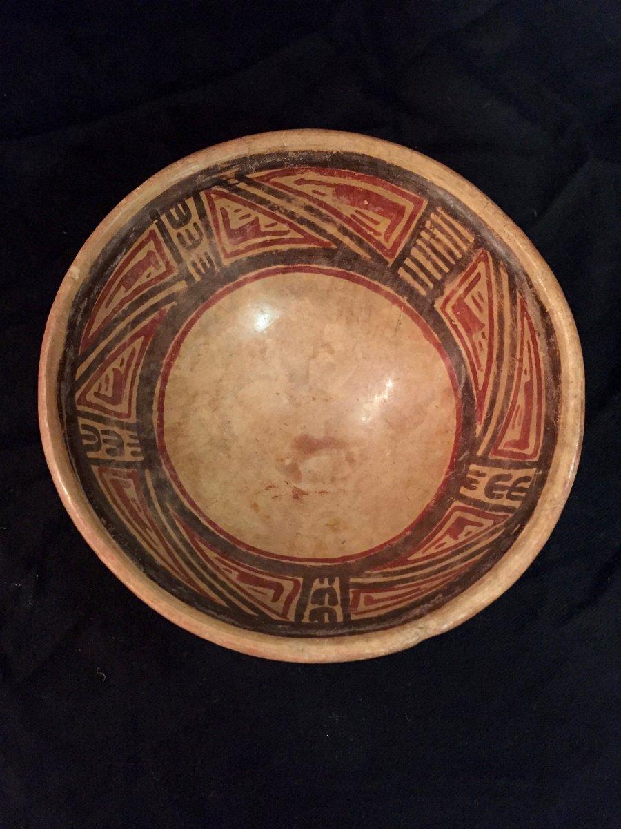 Bol Précolombien, Culture Tuncahuán ? Circa 500 Av Et 800 Ap J.c.
