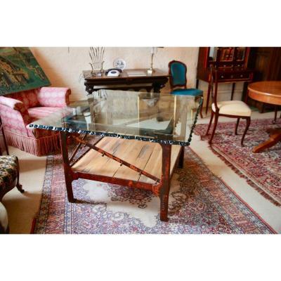 Table Design, Travail Contemporain De Créateur, XXe Siècle