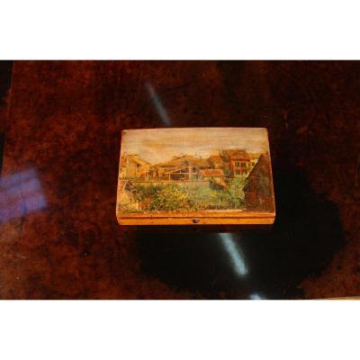 Petite Boîte d'époque XIXe Siècle