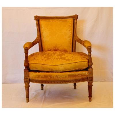 Armchair For Child, Louis XVI Period, XVIIIth Century