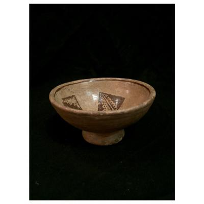 Pre-columbian Bowl, Culture Tuncahuán? Circa 500 Bc And 800 Ad