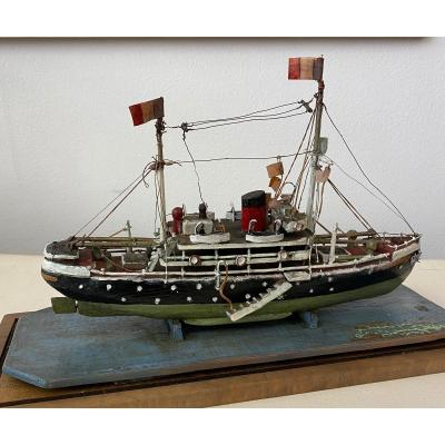 Model Work Of Sailor Early Twentieth