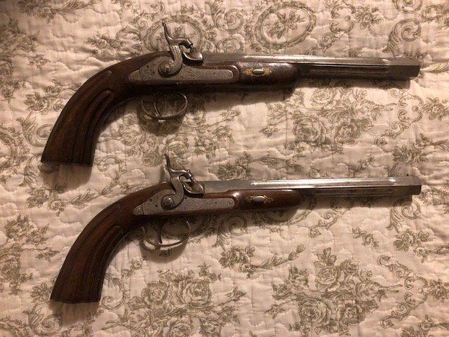Pair Of Duel Guns