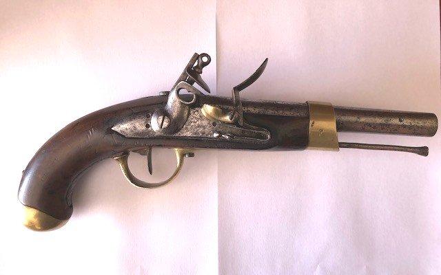 Pistolet An XIII Empire