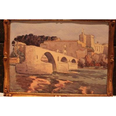 """""""le Pont d'Avignon"""""""
