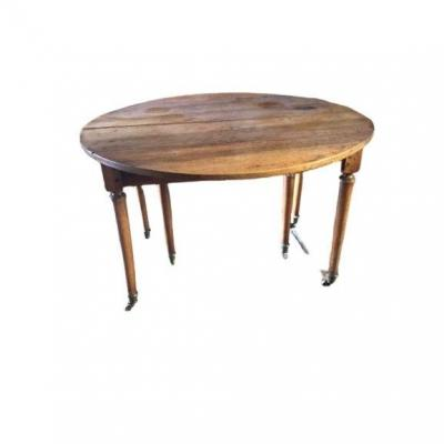 6 Empire Legs Table
