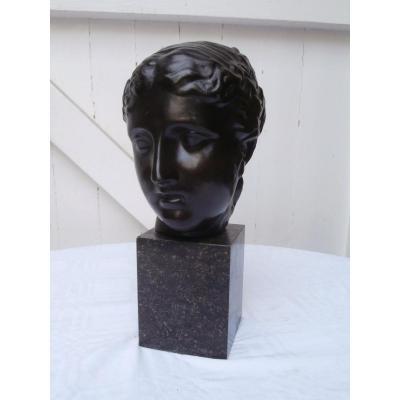 Woman Head