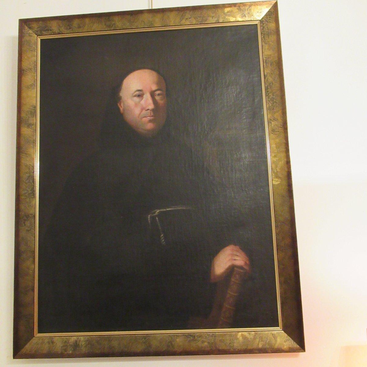 Portrait d'Un Moine