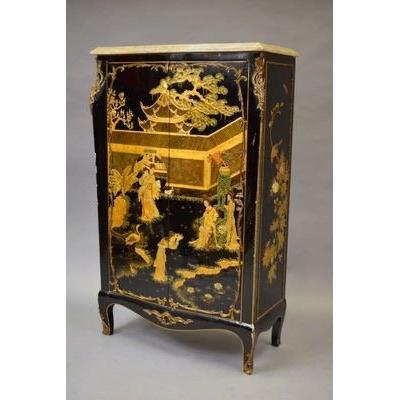 Lacquer Furniture Asian Inspired