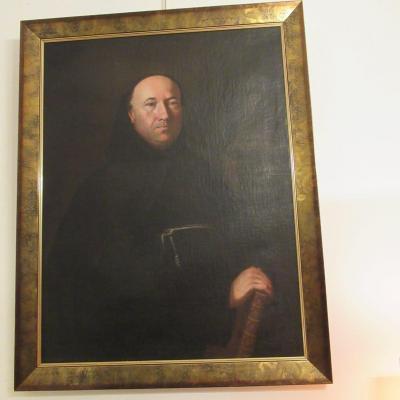 Portrait Of A Monk