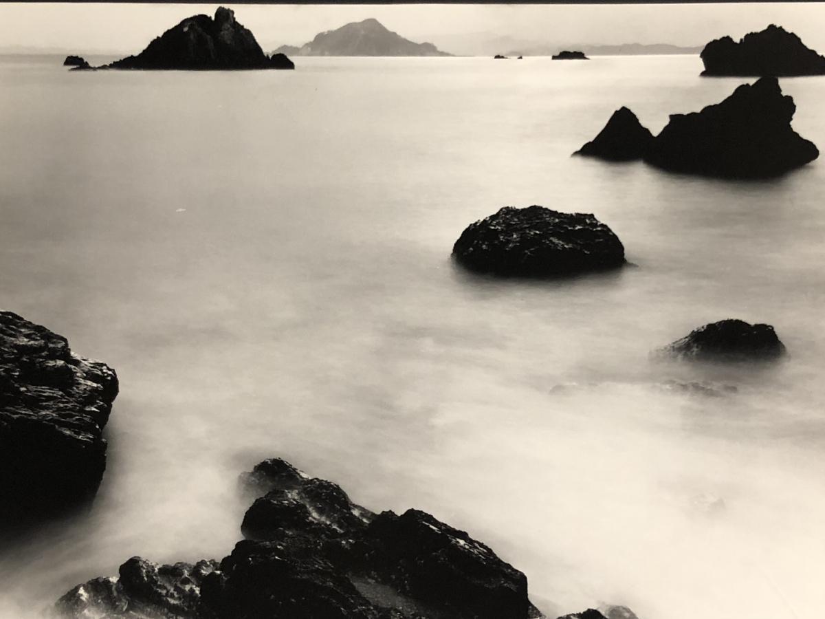 Robert Bob WERLING Grande photo argentique 1972 photographie signée et référencée