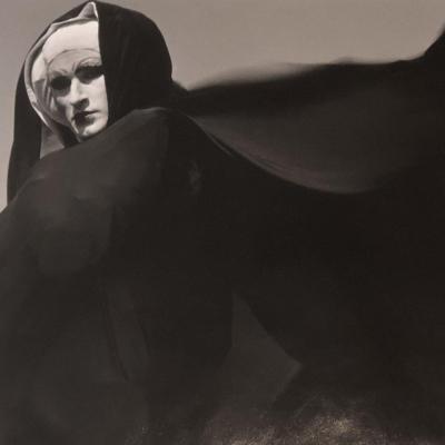 Jean Baptiste Carhaix 1946 Large Photograph Of 1984 La Mort Sister Marquesa By Sade Vanité