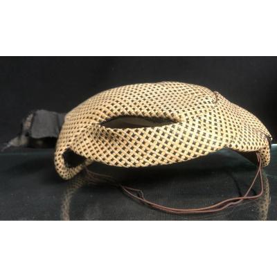 Chapeau de dame griffé PAULETTE coiffe mode bibi