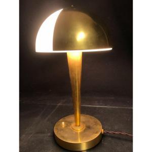 RARE LAMPE PERZEL Art Deco Modèle 509 de 1929 EN TRES BON ETAT signée
