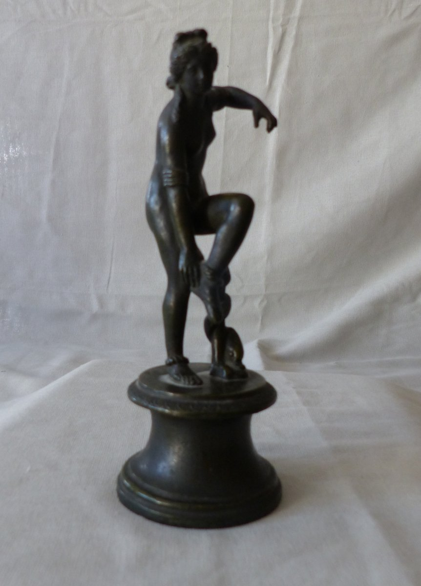 Bronze ( Femme A L Antique )-photo-2