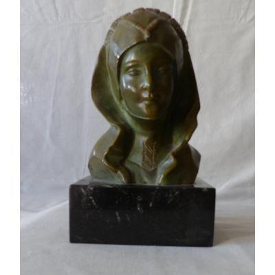 Bronze G. Garreau
