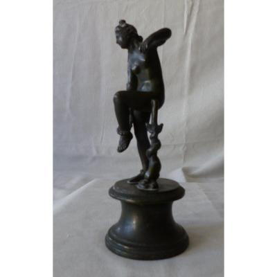 Bronze Femme A L Antique