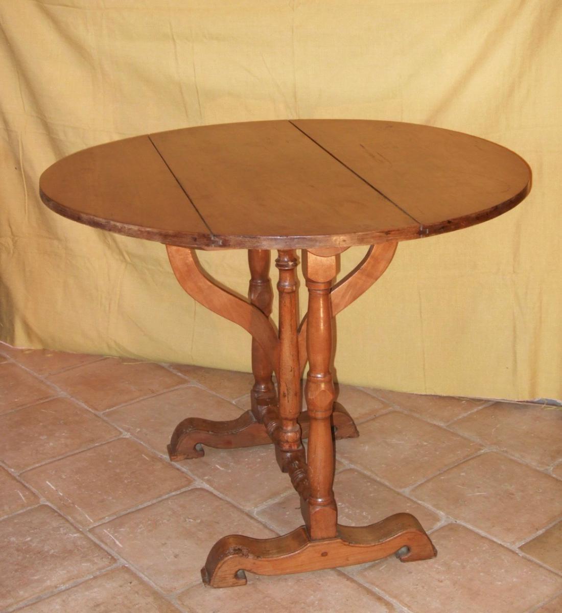 table de vigneron xix meubles de m tier. Black Bedroom Furniture Sets. Home Design Ideas