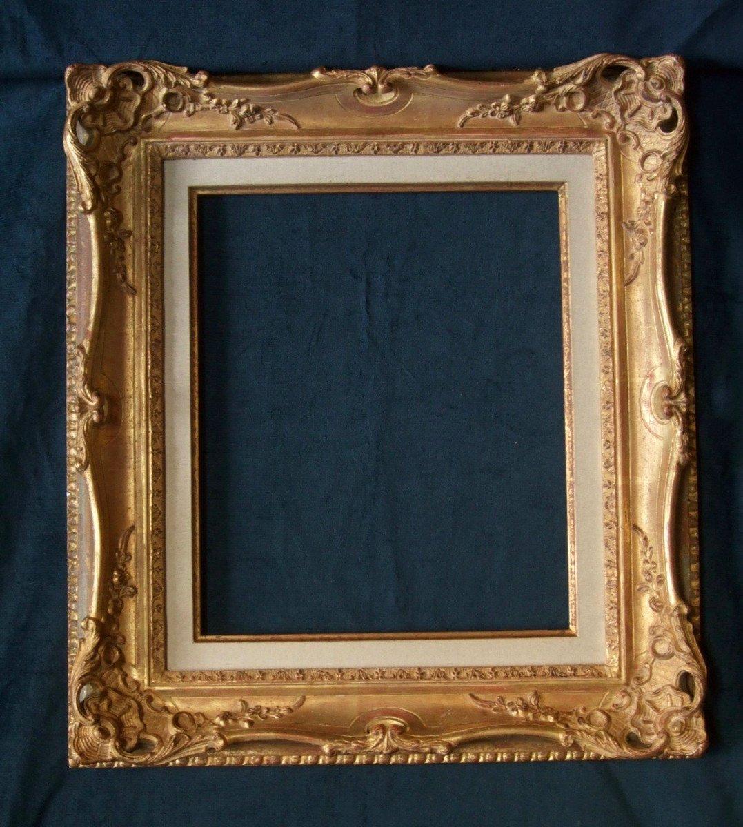 Cadre De Style Louis XV -photo-2