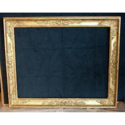 Large Golden Frame Early Nineteenth