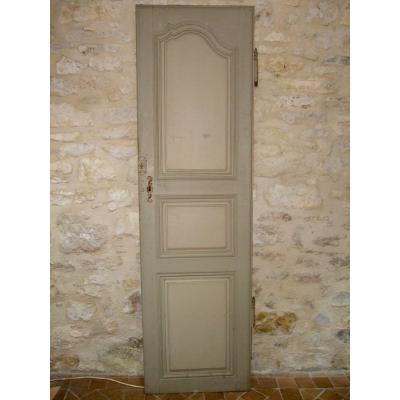 Porte De Placard De Boiserie XVIIIè