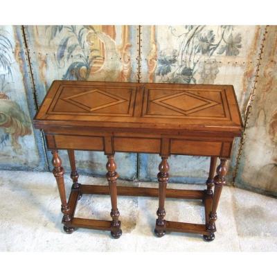 Louis XIV Period Changer Table