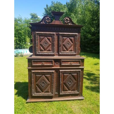 Cabinet époque XIX éme S, Renaissance
