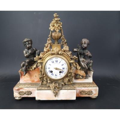Raingo Paris, Napoleon III Period Clock