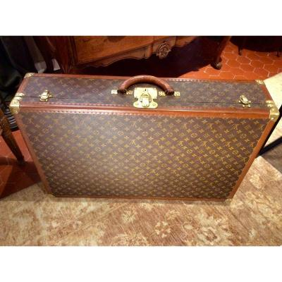 Valise Louis Vuitton « bisten » 80.