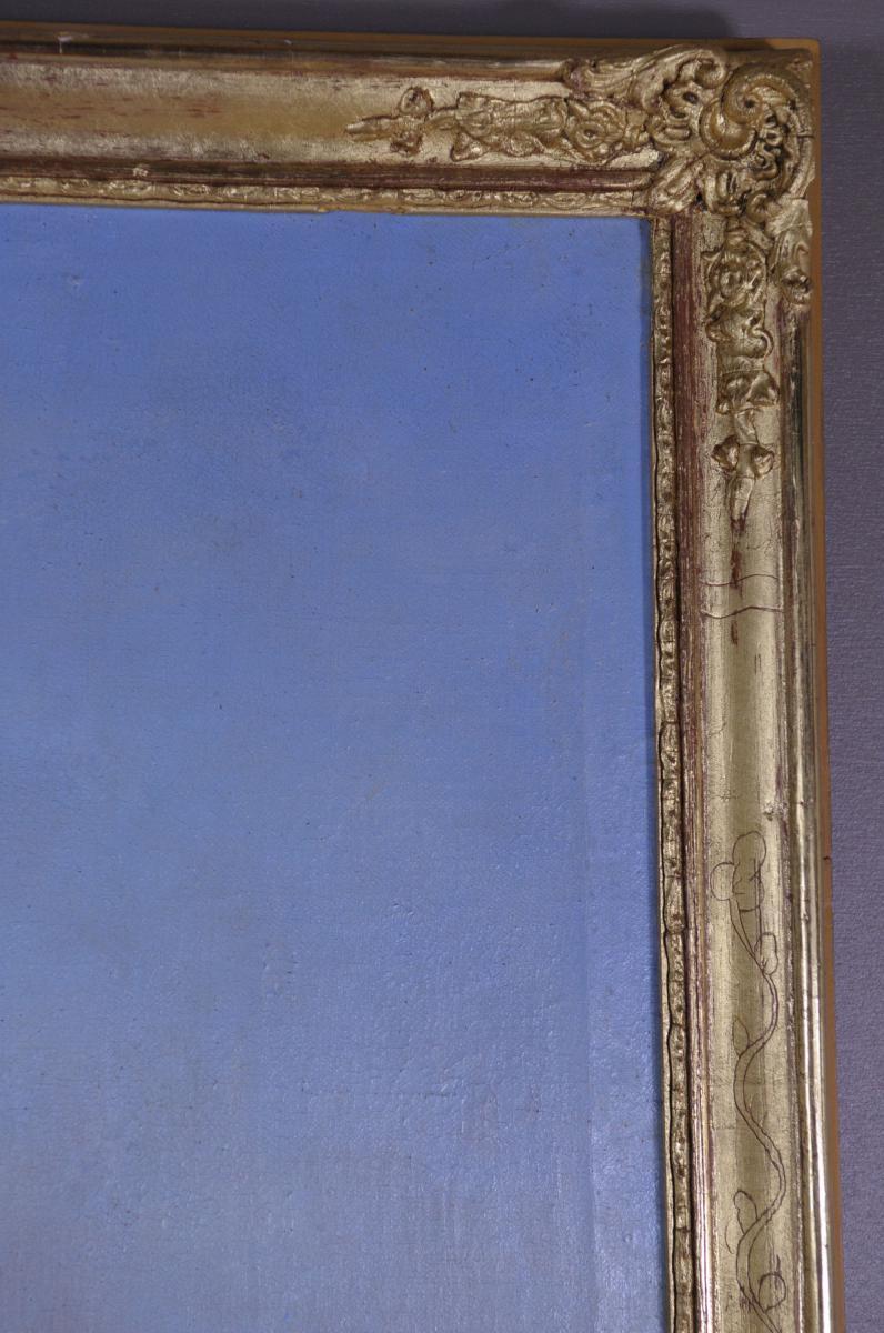 Trumeau du sud-ouest du milieu du XIXe siècle-photo-2
