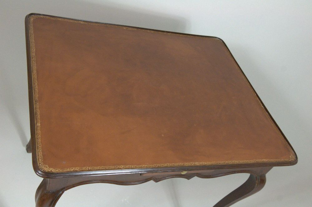 Table à jeux en balata-photo-4