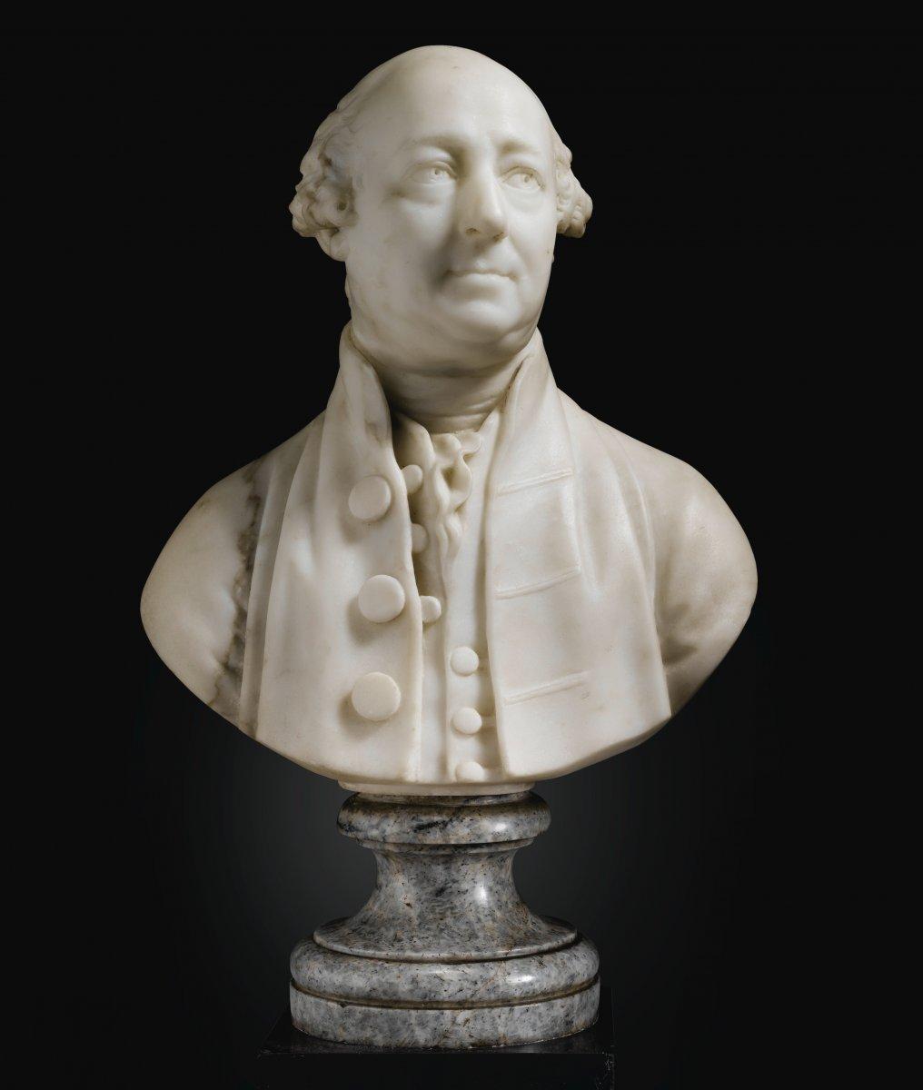Jean-Louis COUASNON (1747–1802) - Portrait de Gérard de Vismes