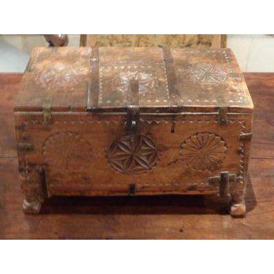 Indian Spice Chest