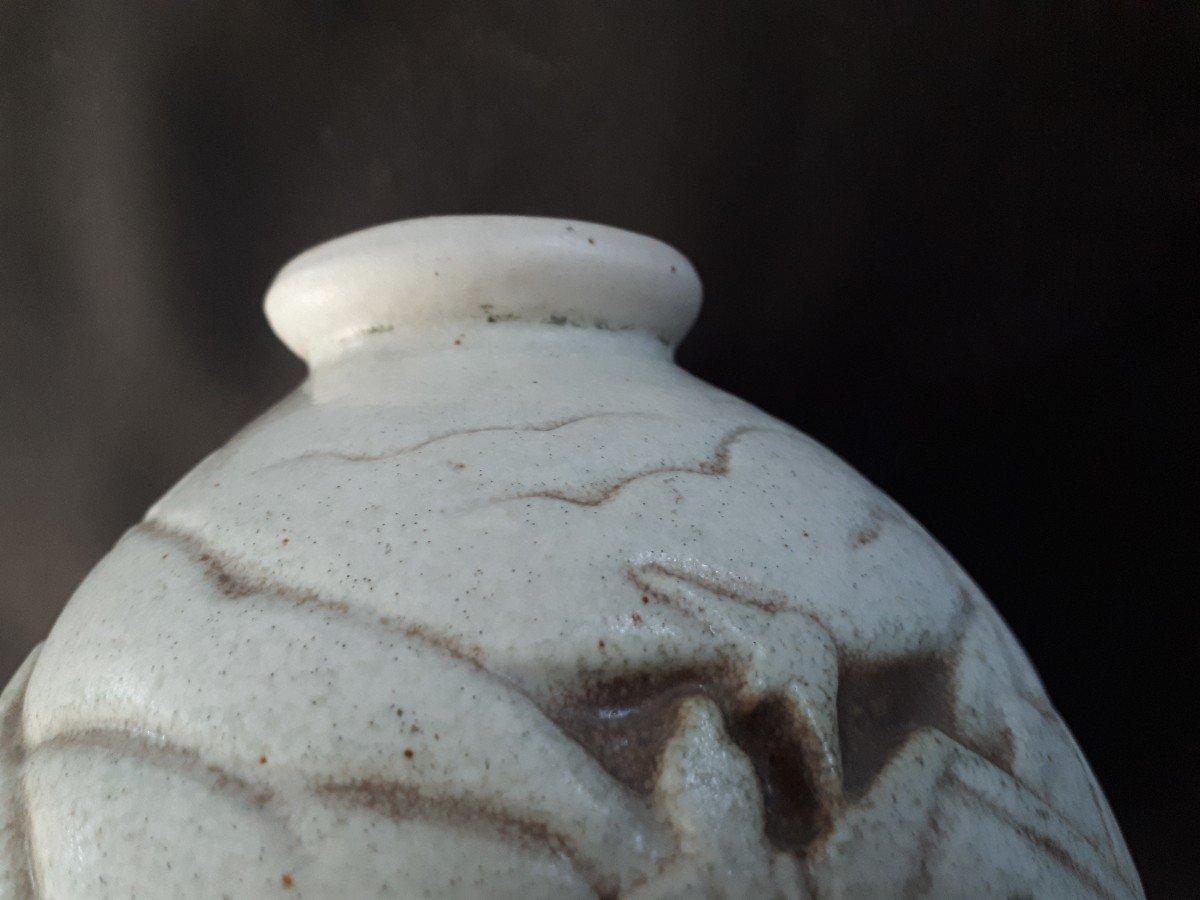 Vase en Grés  JOSEPH Mougin (1876-1961) Art Déco-photo-5
