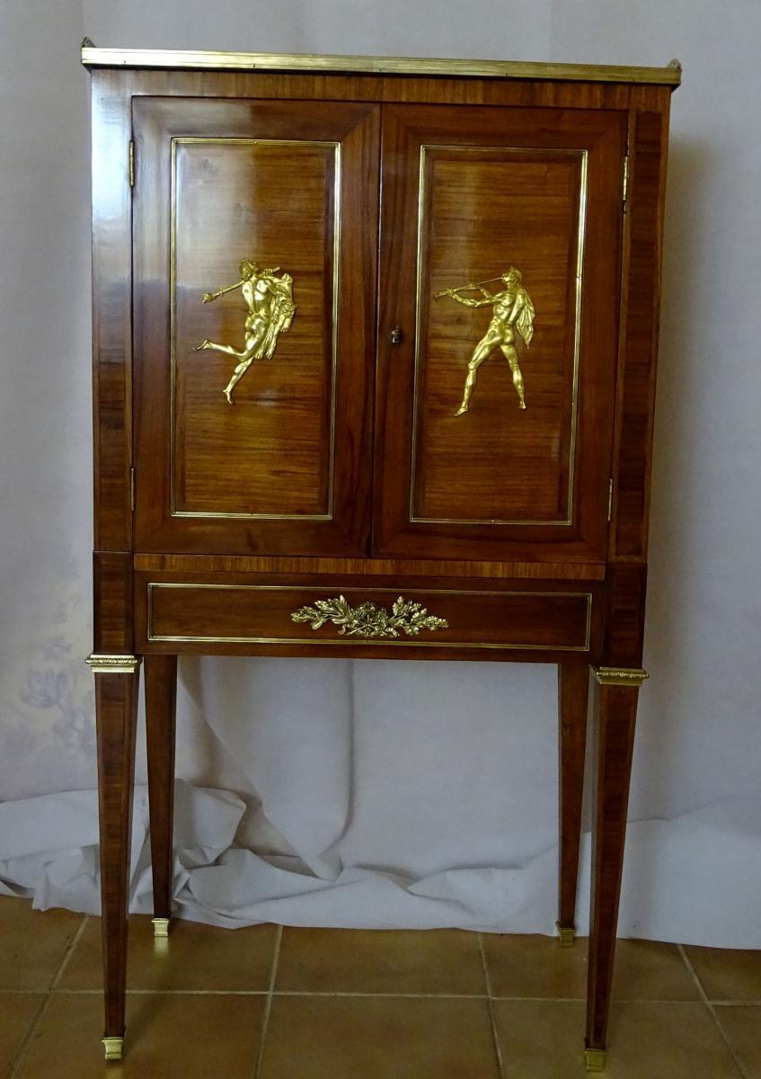 Secrétaire De Dames De Style Louis XVI