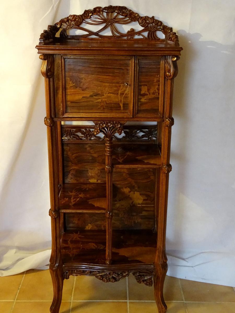 Cabinet Art Nouveau