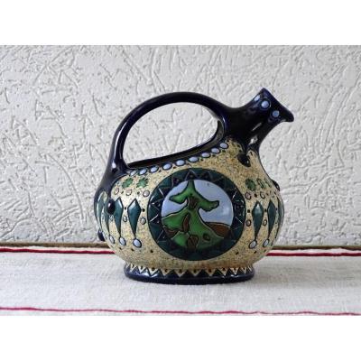 Pichet Céramique Amphora Tchecoslovaquie