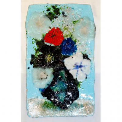 """"""" Bouquet d'Azur """" Henri Plisson (1908-2002)"""