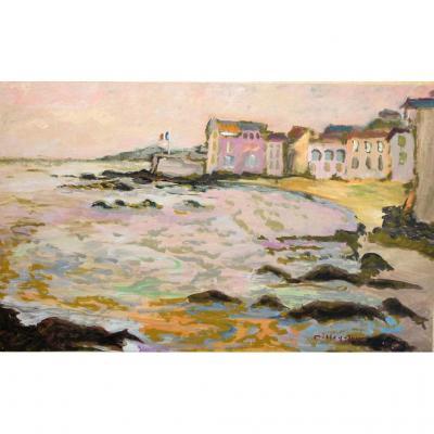La Ponche, Saint-tropez, Ramon Dilley (1932)
