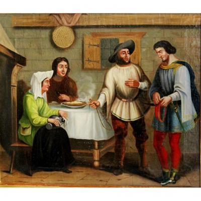 La Présentation Du Repas Au Seigneur