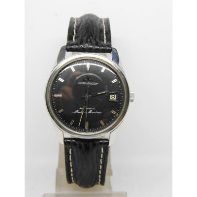 Montre Jaeger Lecoultre Master Mariner En Acier Cal 883 Réf 557/1 De 1968