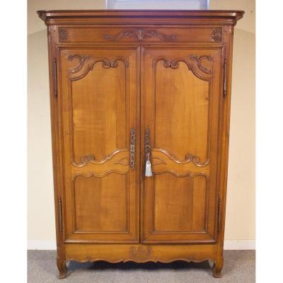 Cabinet Carved Cherry.