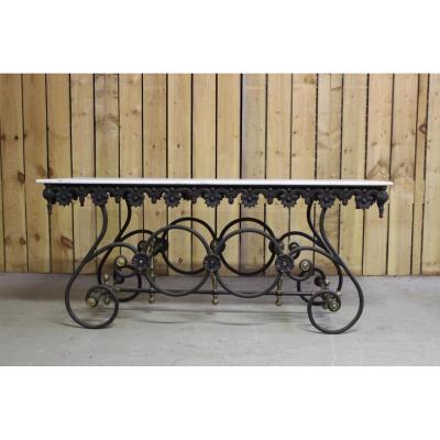 Grande Table De Boucher.