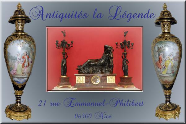 Antiquités La Légende